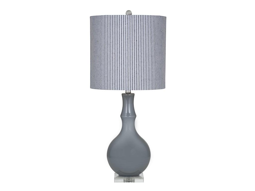 Bassett Mirror Old WorldReese Table Lamp