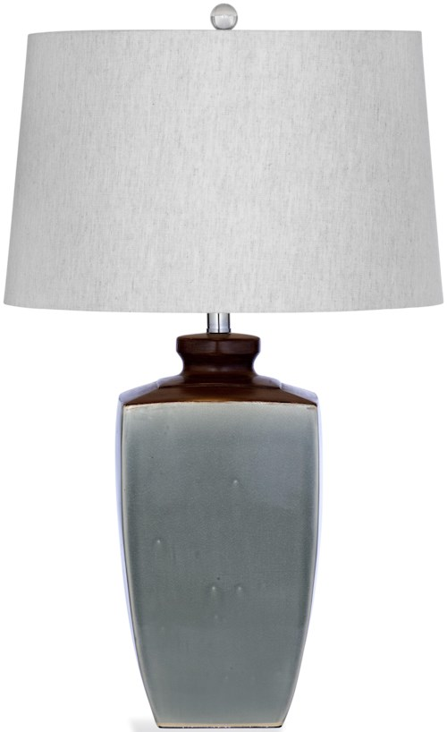 Bassett Mirror Old World Hale Table Lamp