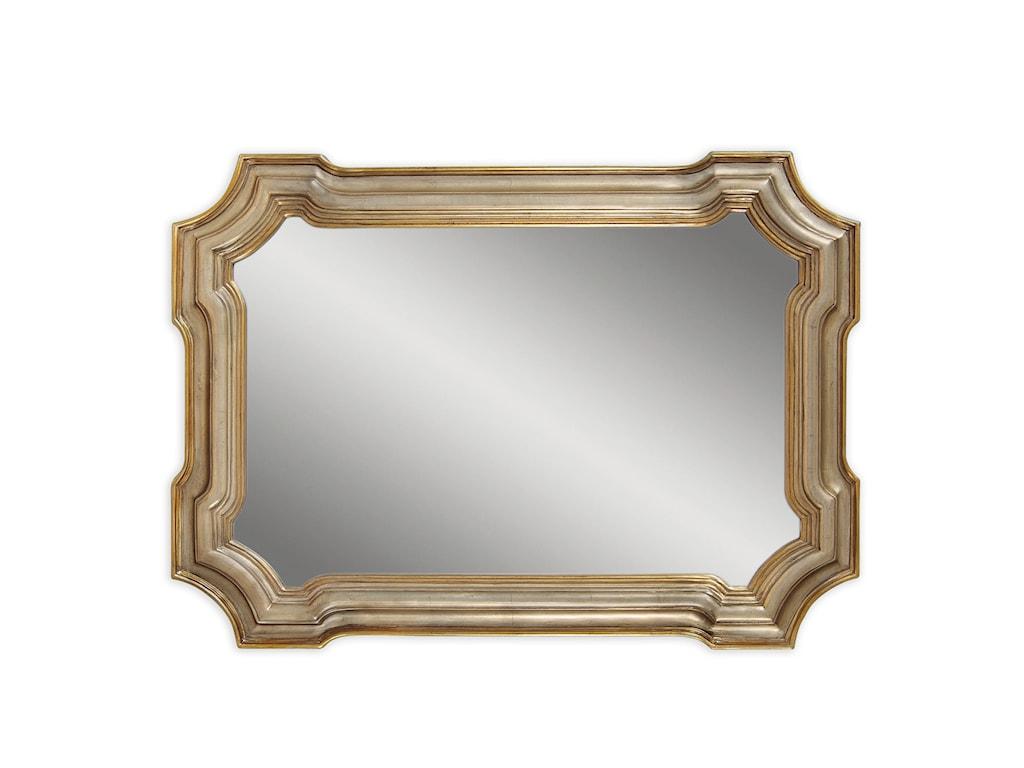 Bassett Mirror Old WorldAngelica Wall Mirror