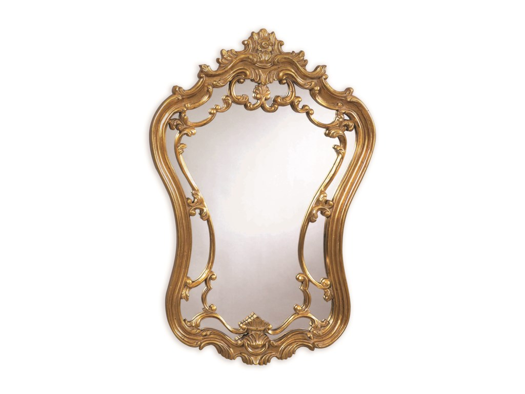 Bassett Mirror Old WorldHermosa Wall Mirror