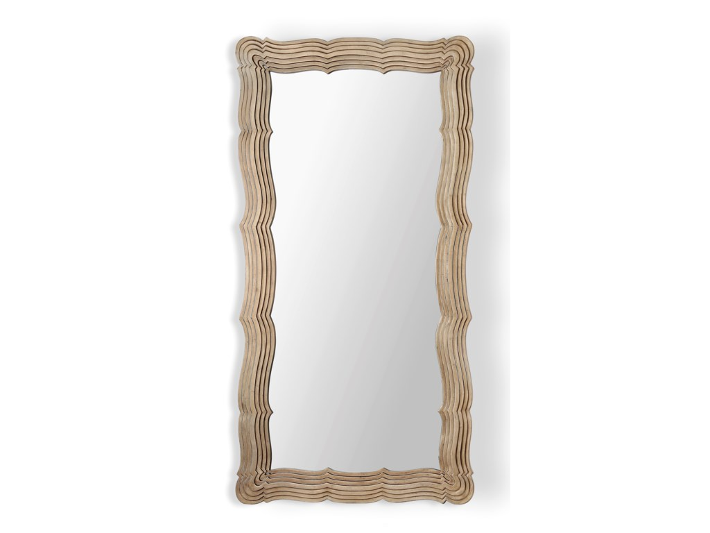 Bassett Mirror Old WorldTerrazza Leaner Mirror