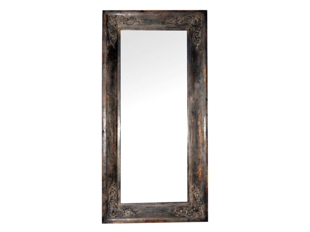 Bassett Mirror Old WorldHaversham Leaner Mirror