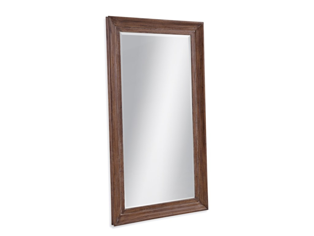 Bassett Mirror Old WorldNewman Leaner Mirror