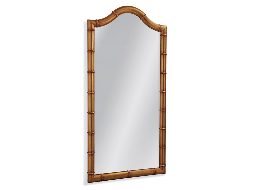 Bassett Mirror Old WorldElsie Leaner Mirror
