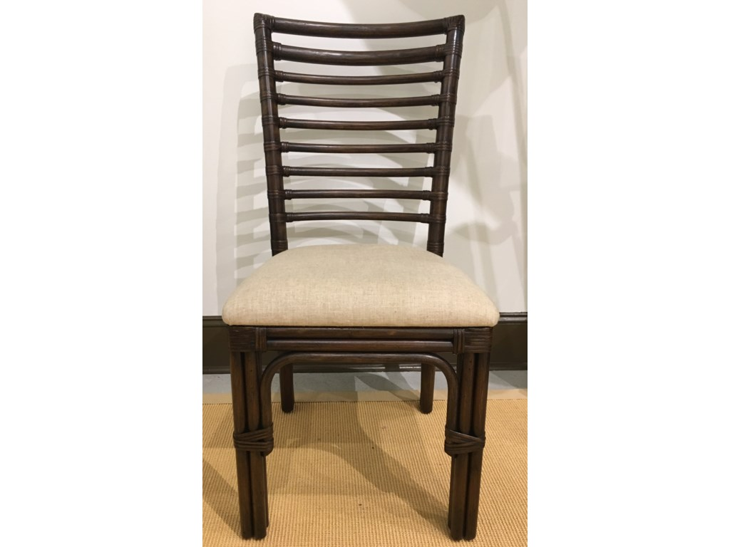 Bassett Mirror Pan PacificLogan Side Chair