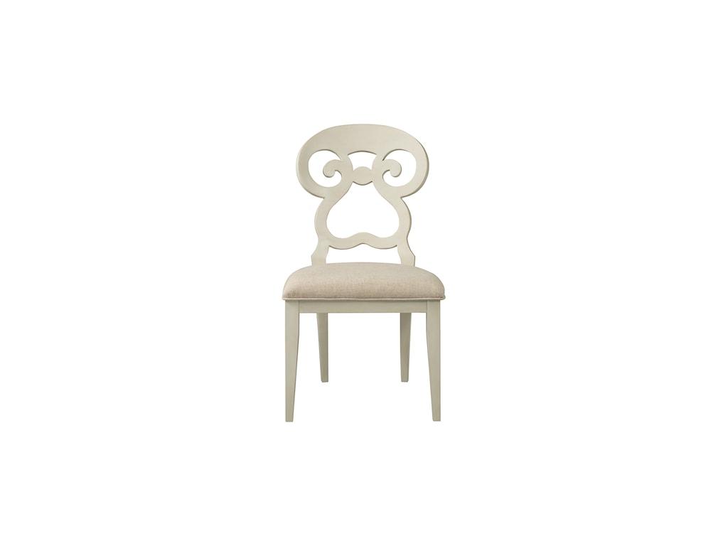 Bassett Mirror Pan PacificAvery Parson Chair