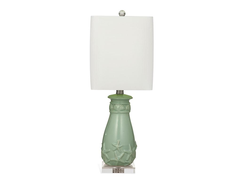 Bassett Mirror Pan PacificSurry Table Lamp