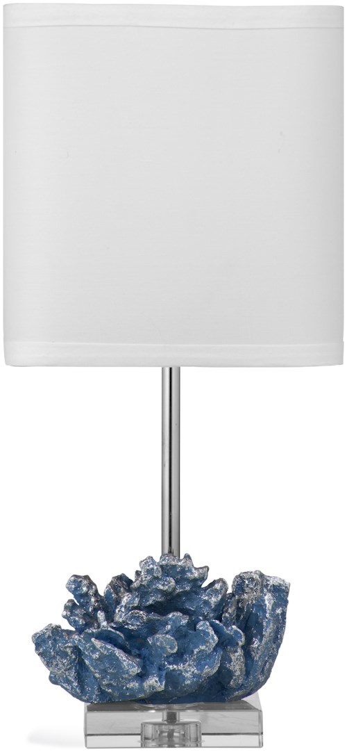 Bassett Mirror Pan Pacific Pacificia Table Lamp