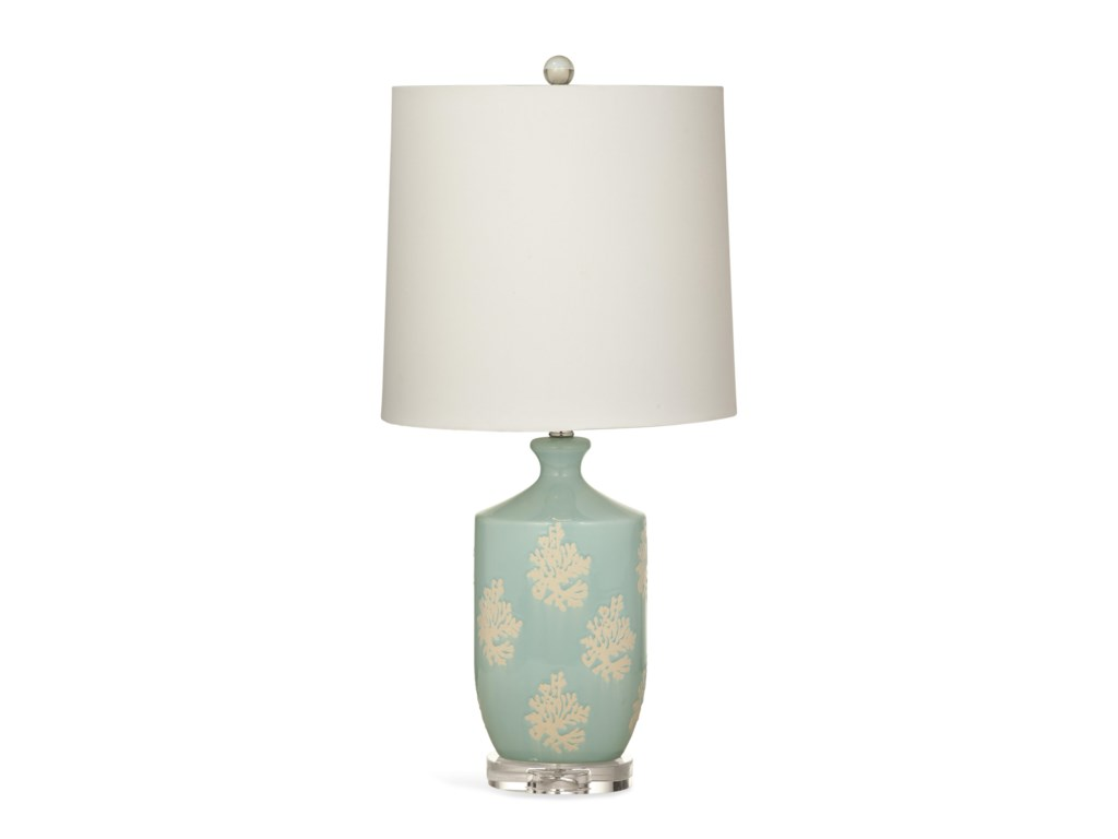 Bassett Mirror Pan PacificRedington Table Lamp