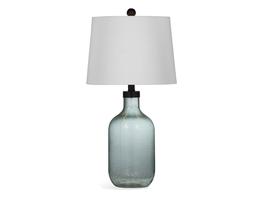 Bassett Mirror Pan PacificSavanna Table Lamp