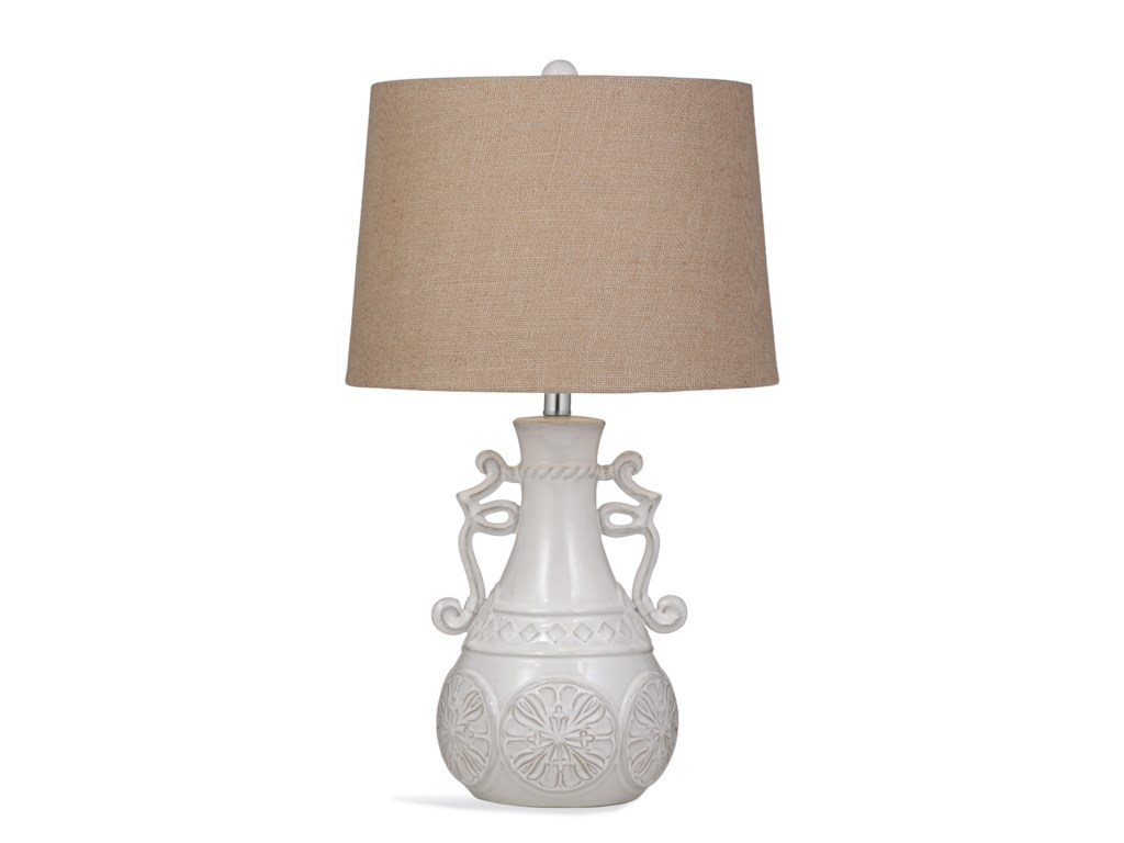 Bassett Mirror Pan PacificWeston Table Lamp