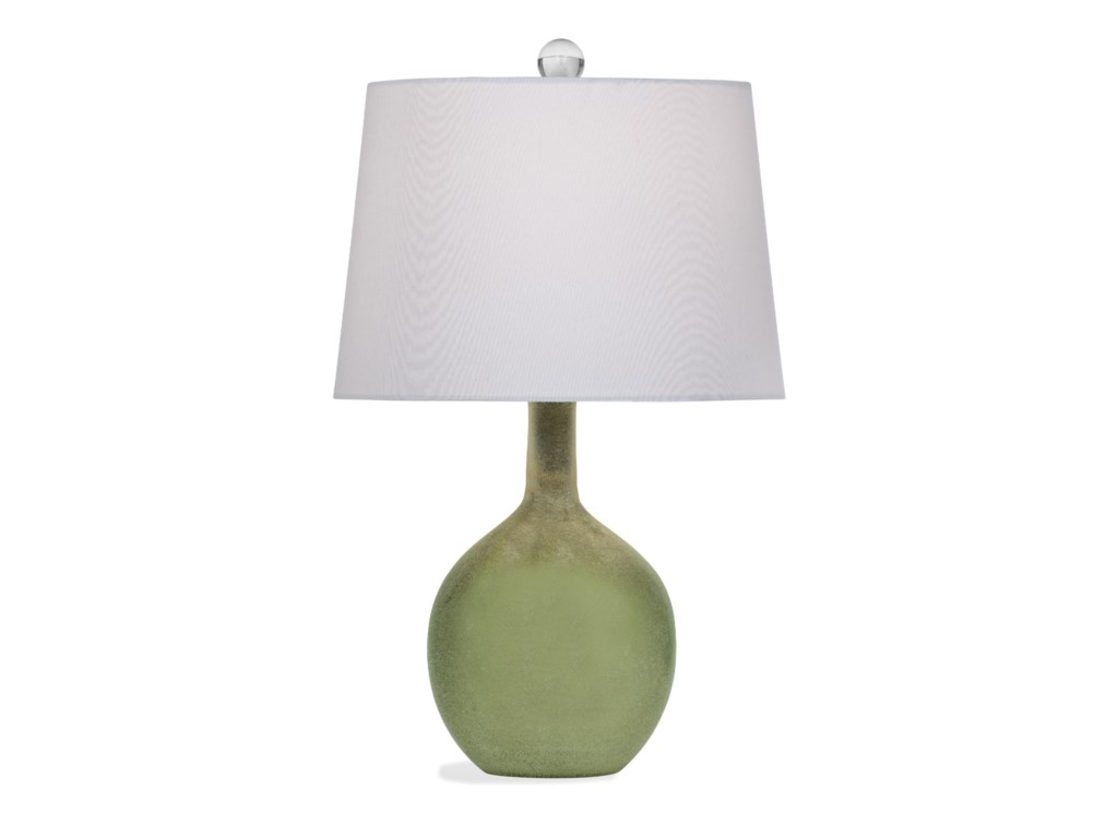 Bassett Mirror Pan PacificKeys Table Lamp