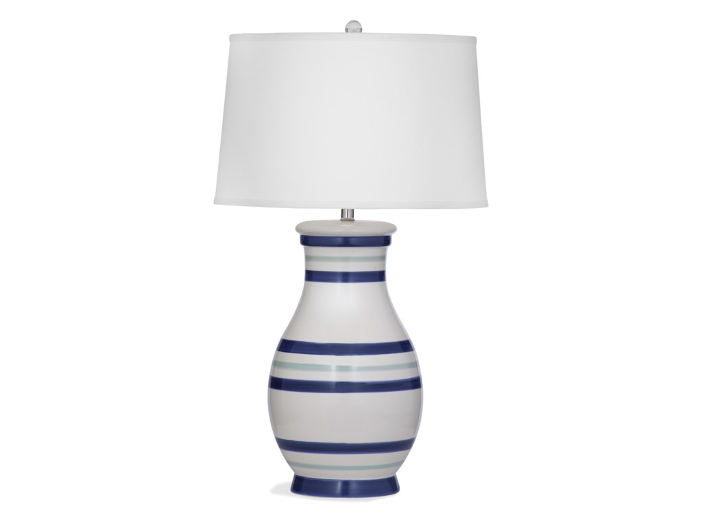 Bassett Mirror Pan PacificSiesta Table Lamp