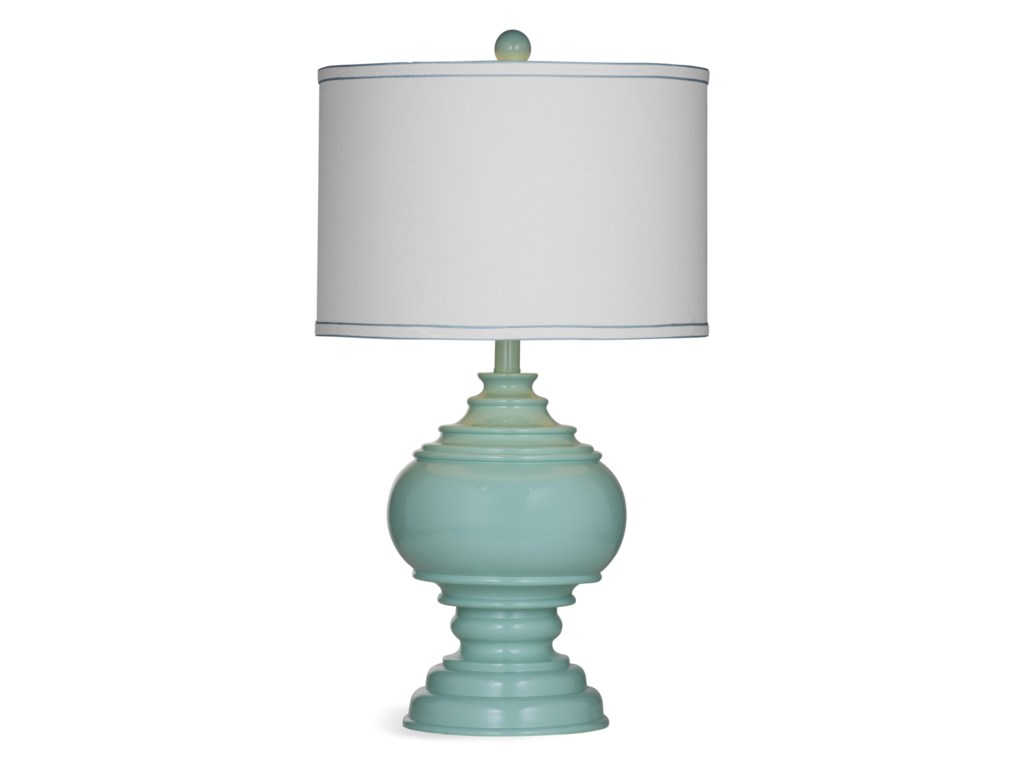 Bassett Mirror Pan PacificKuna Table Lamp