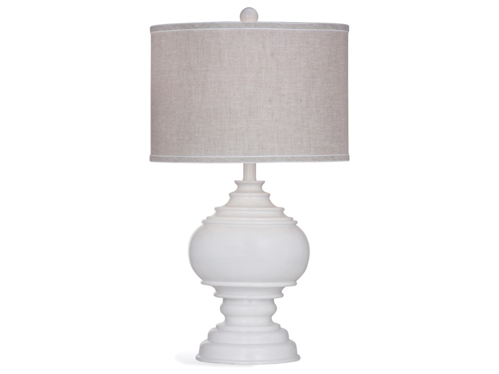 Bassett Mirror Pan PacificKuna Table Lamp