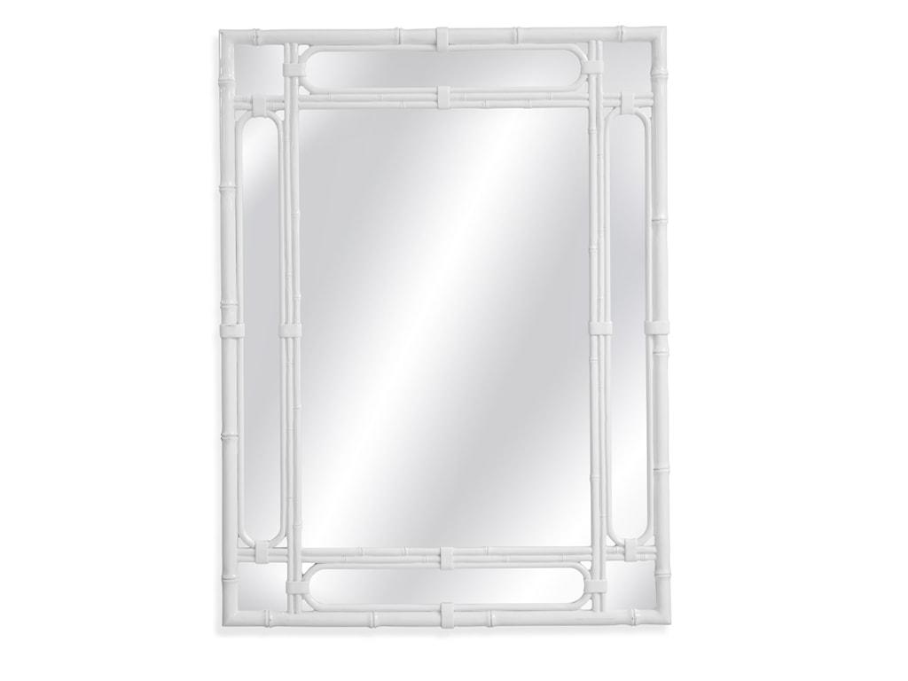 Bassett Mirror Pan PacificRiley Wall Mirror