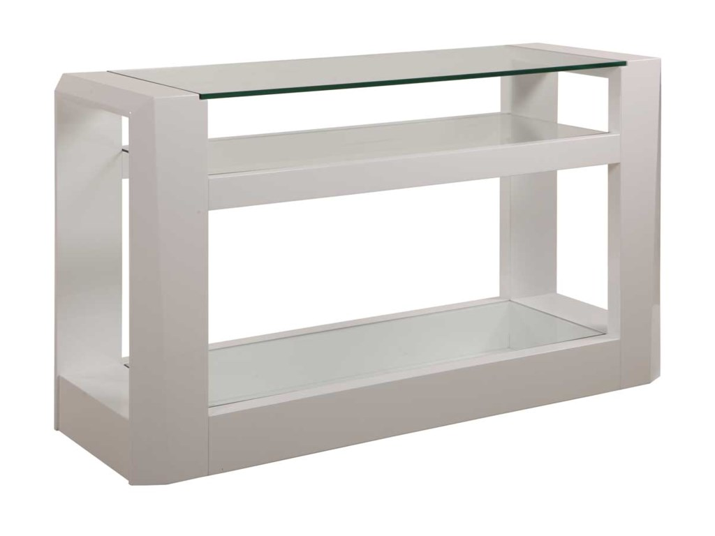 Bassett Mirror Thoroughly ModernCristobal Console
