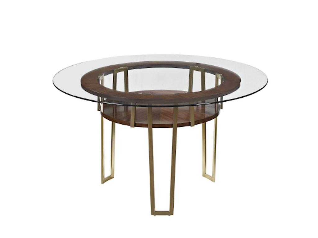 Bassett Mirror Thoroughly ModernCornell Dining Table