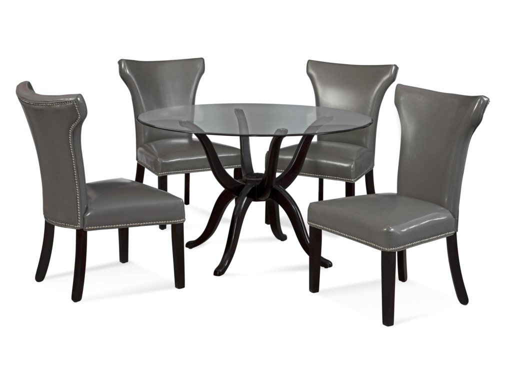 Bassett Mirror Thoroughly ModernSullivan Casual Dining Set