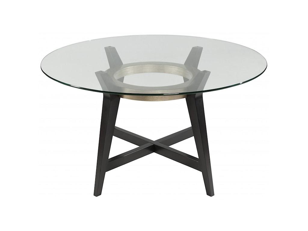 Bassett Mirror Thoroughly ModernElston Dining Table