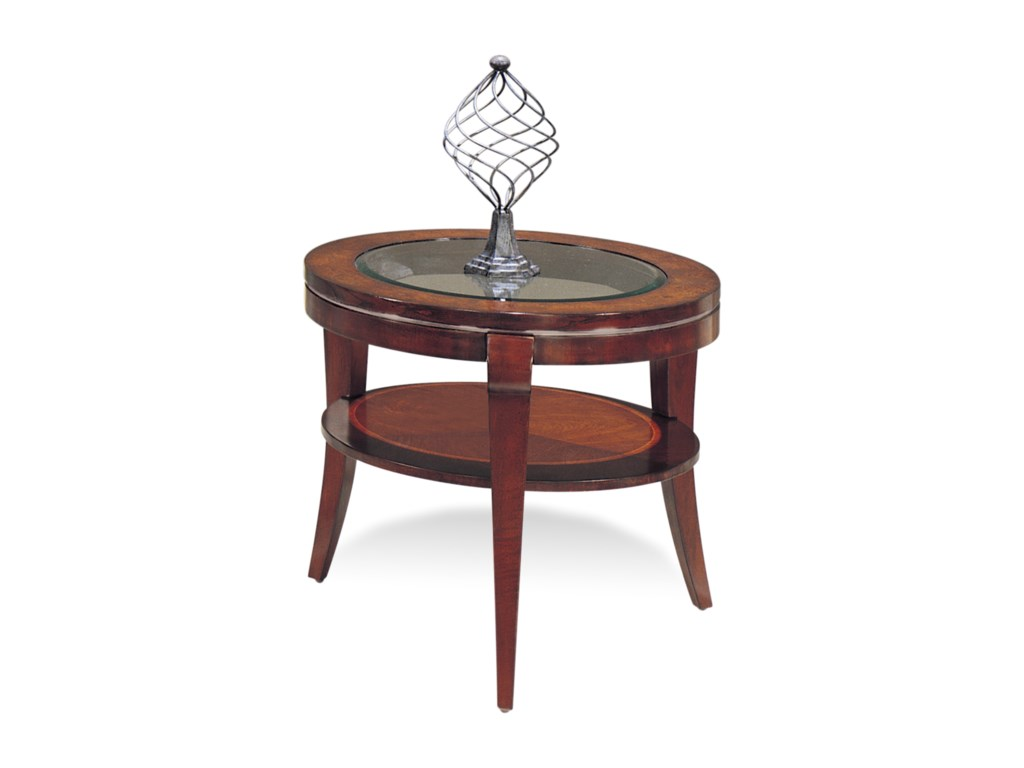 Bassett Mirror Thoroughly ModernAshland Heights End Table