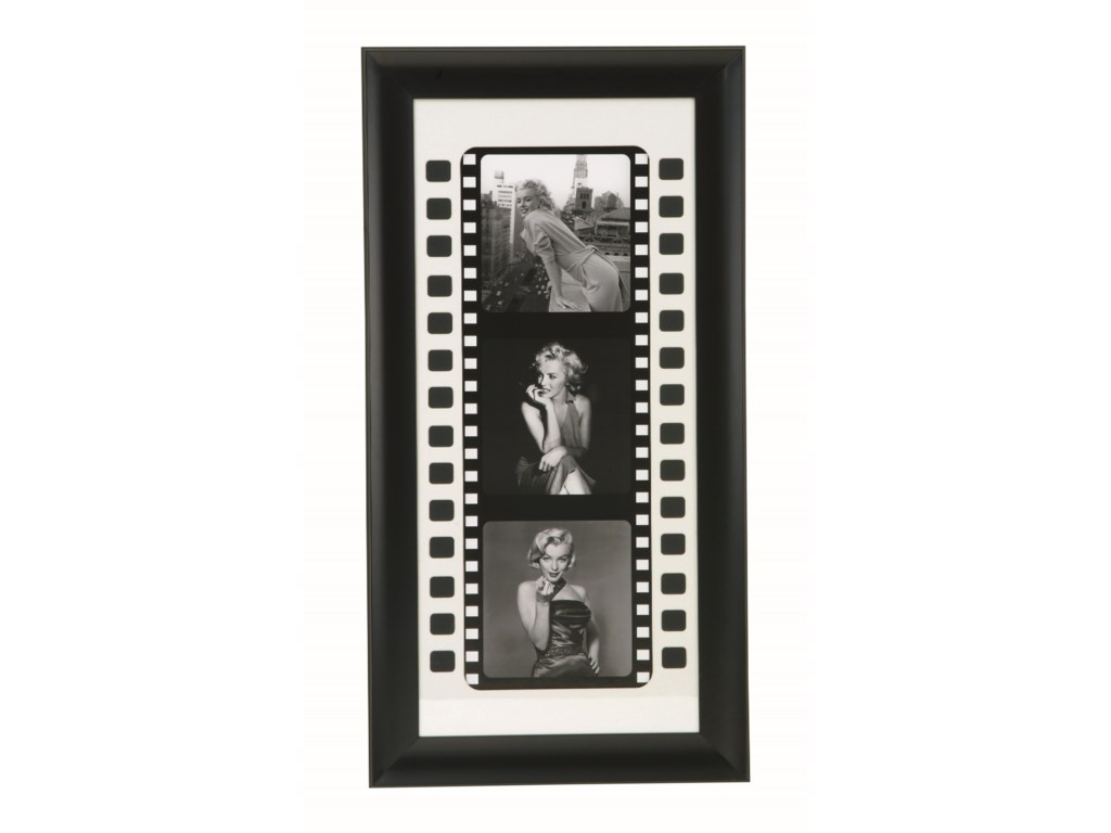 Bassett Mirror Thoroughly ModernBlack & White Film I