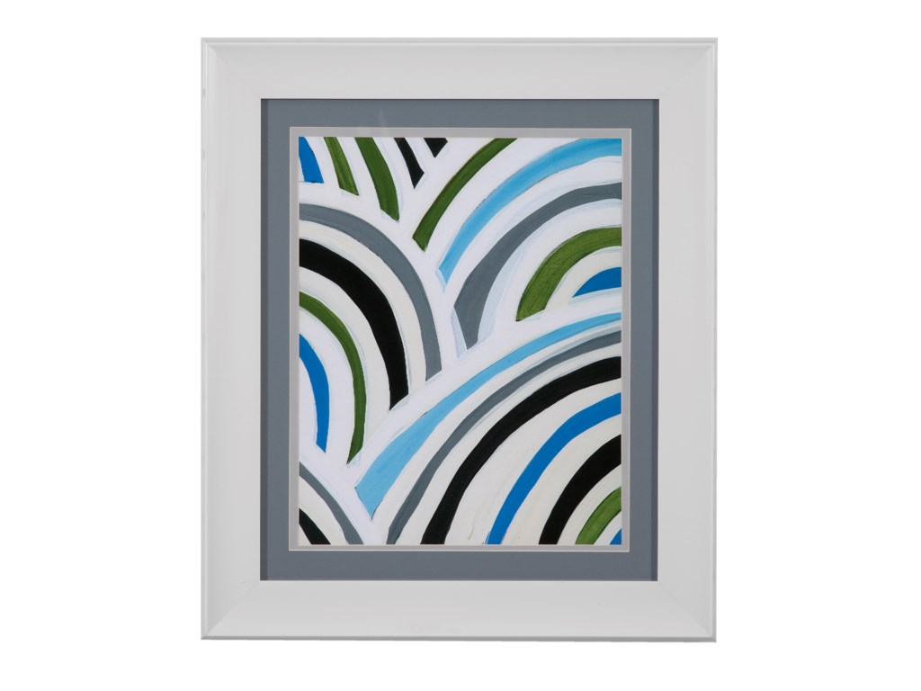 Bassett Mirror Thoroughly ModernSwirly Bob II