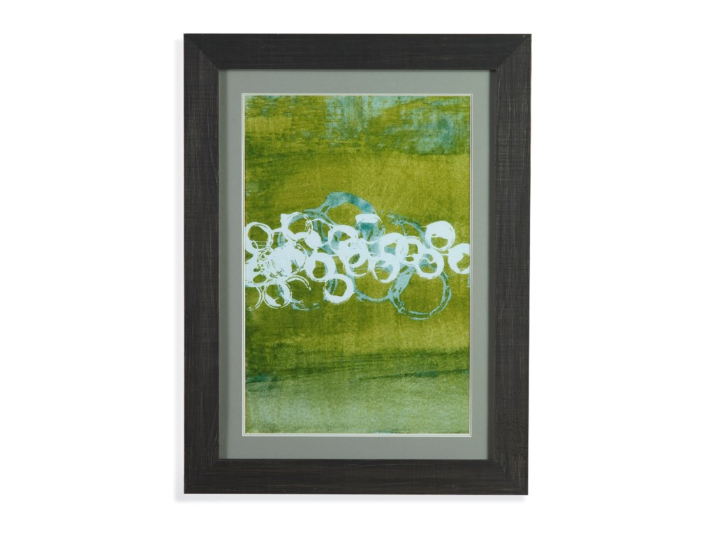 Bassett Mirror Thoroughly ModernGreen Orbs I