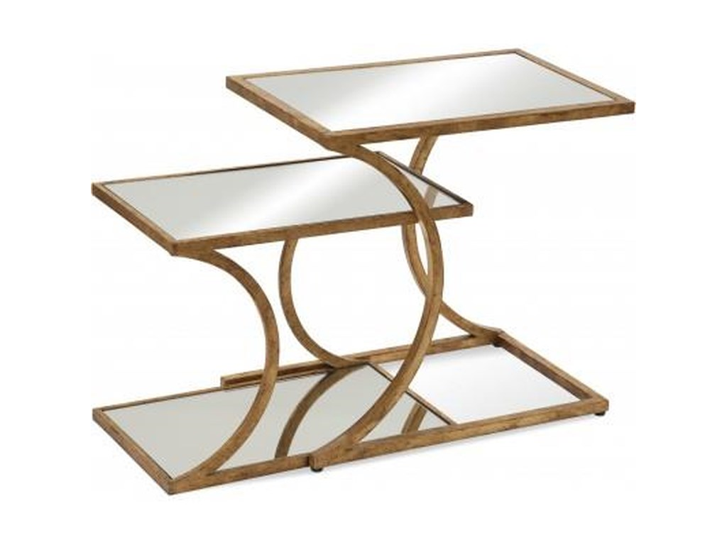 Bassett Mirror Thoroughly ModernClement Nesting Accent Tables