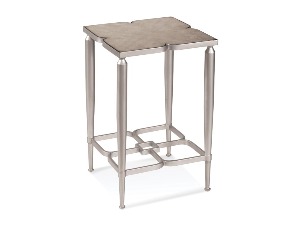 Bassett Mirror Thoroughly ModernChristie Accent Table