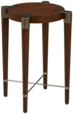 Bassett Mirror Thoroughly Modern Bristoll Accent Table