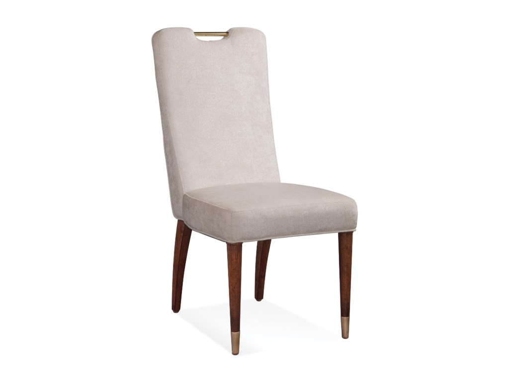 Bassett Mirror Thoroughly ModernDarrien Side Chair