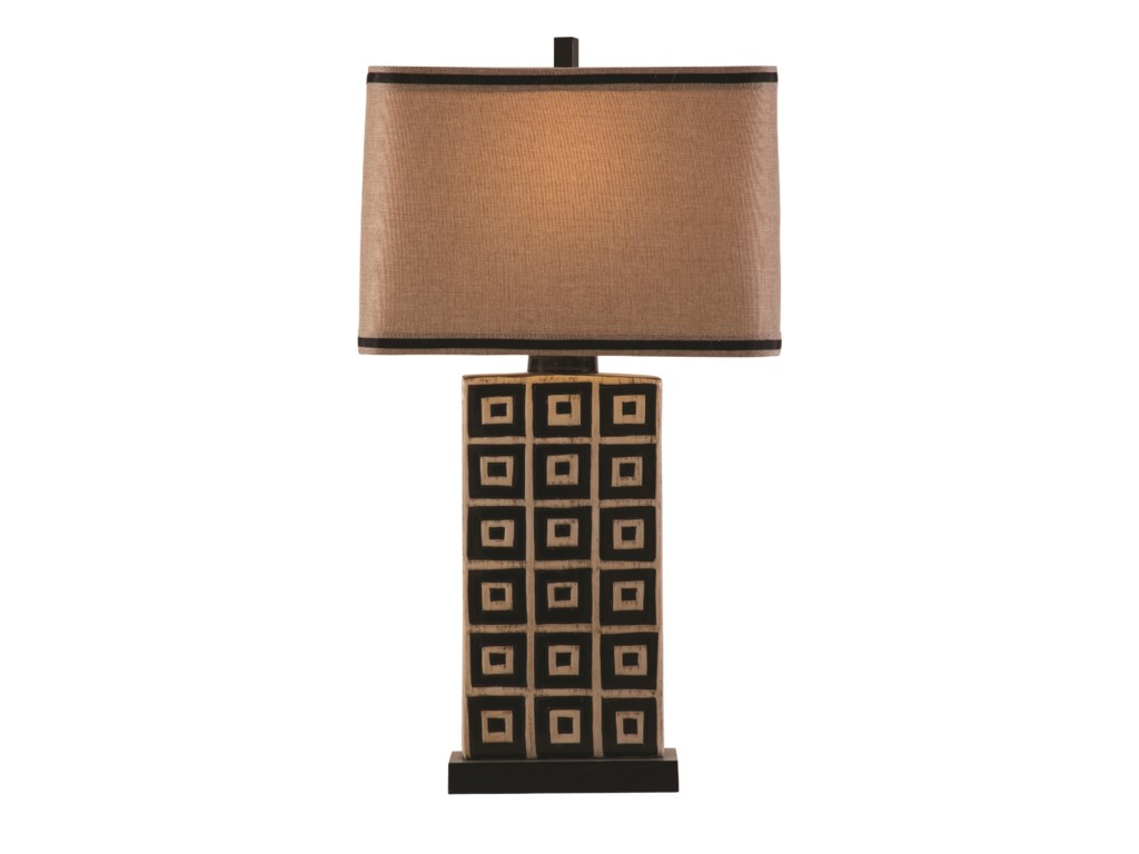 Bassett Mirror Thoroughly ModernLakota Table Lamp