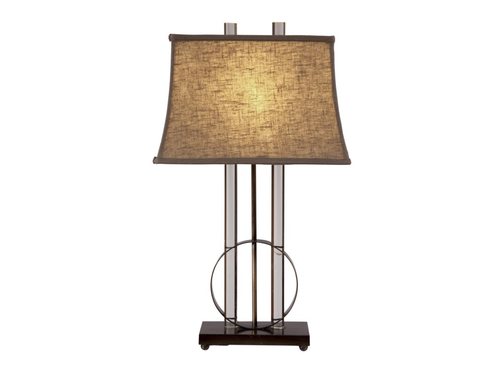 Bassett Mirror Thoroughly ModernWhythe Table Lamp