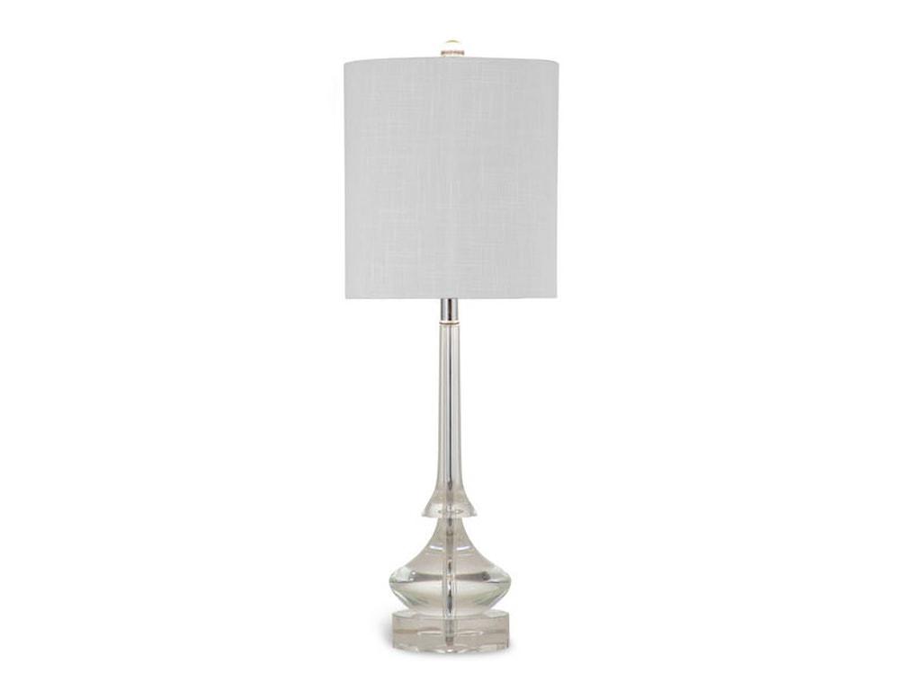 Bassett Mirror Thoroughly ModernRivoli Table Lamp