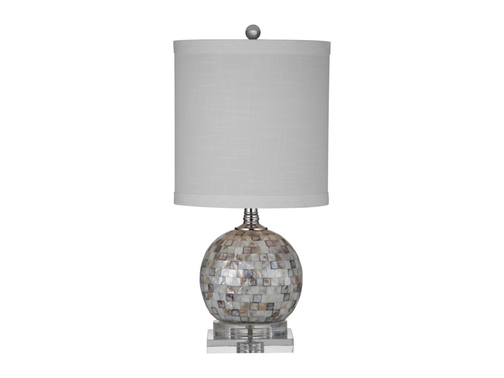 Bassett Mirror Thoroughly ModernDania Table Lamp