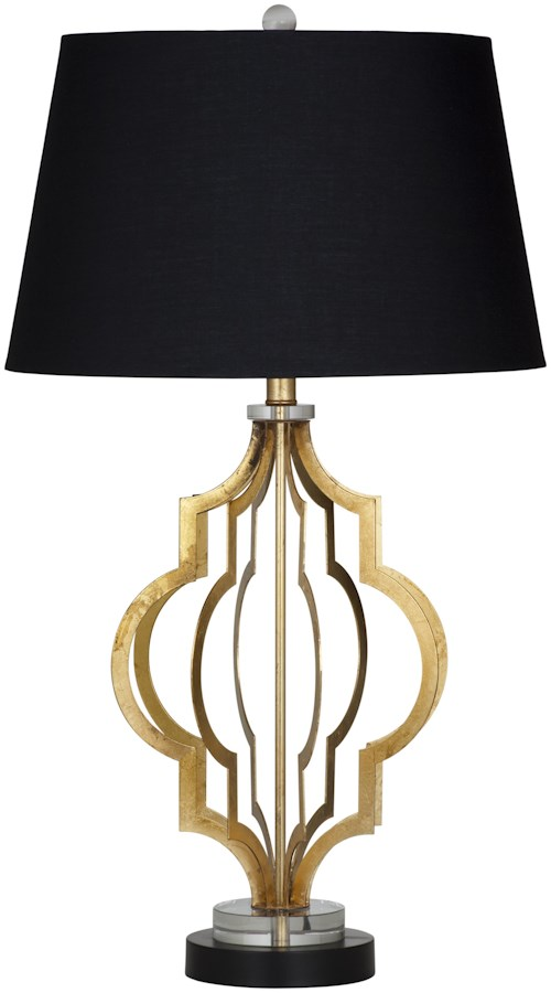Bassett Mirror Thoroughly Modern Clara Table Lamp