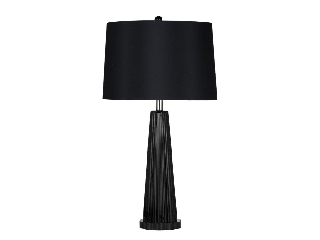 Bassett Mirror Thoroughly ModernSienna Table Lamp