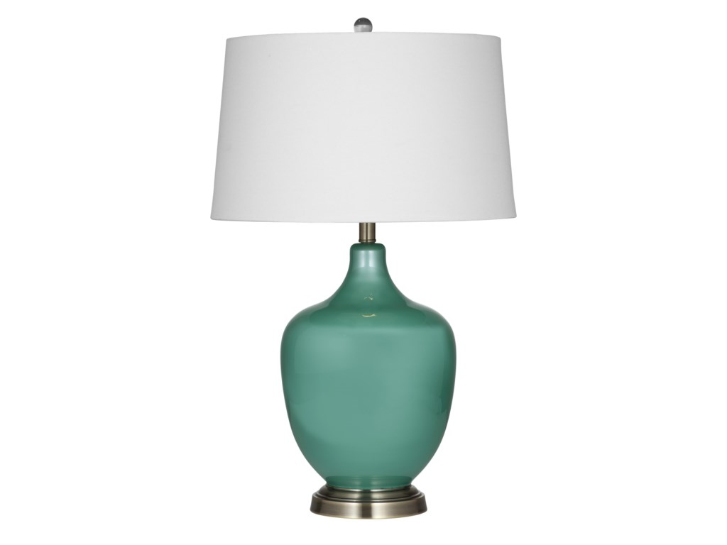 Bassett Mirror Thoroughly ModernMadeline Table Lamp