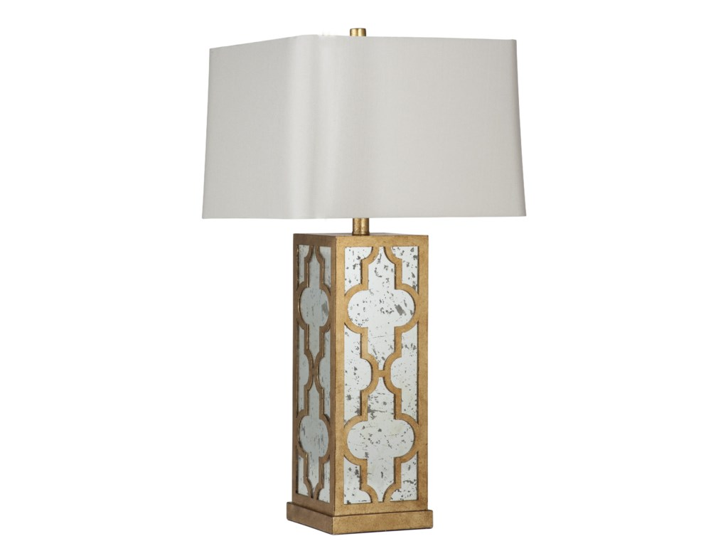 Bassett Mirror Thoroughly ModernPenn Table Lamp