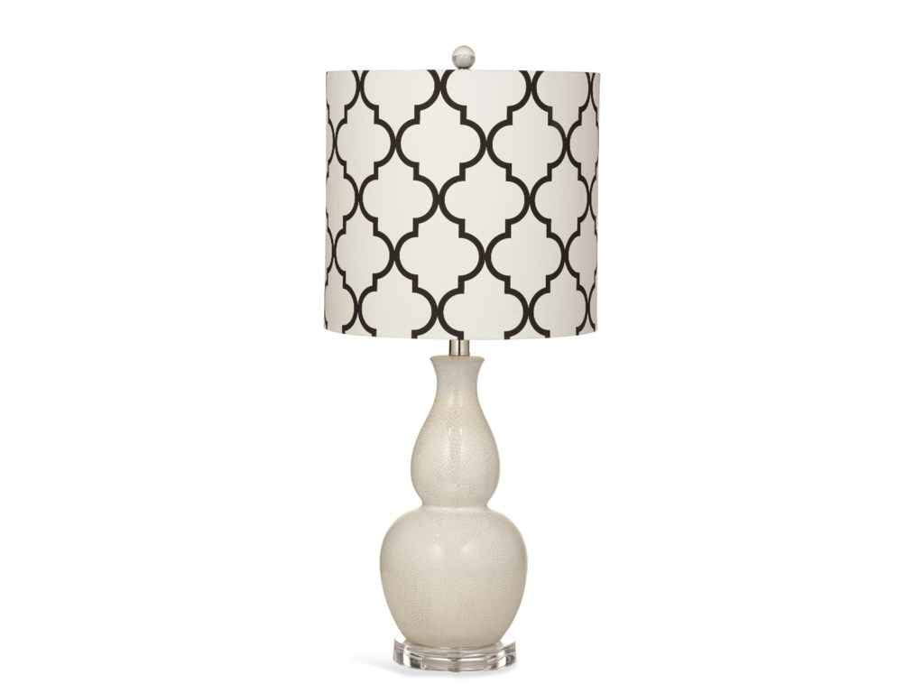 Bassett Mirror Thoroughly ModernBenton Table Lamp
