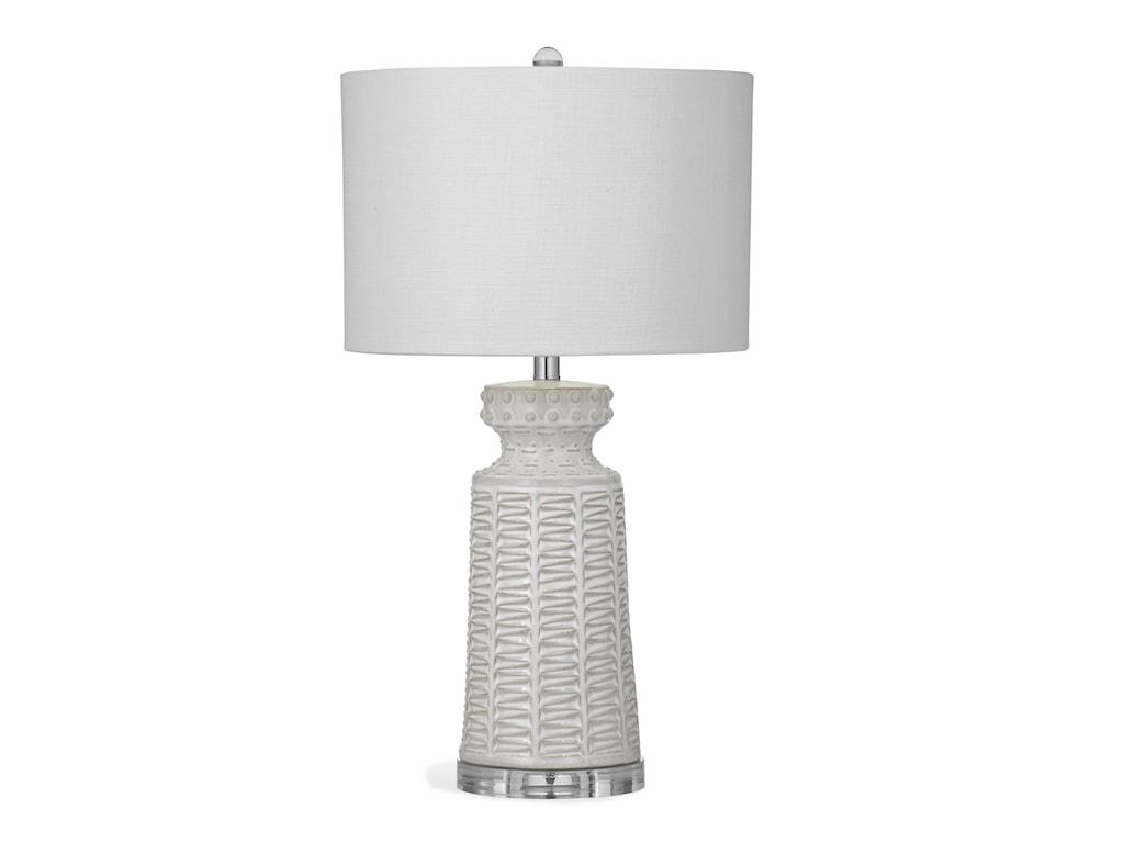 Bassett Mirror Thoroughly ModernSidney Table Lamp