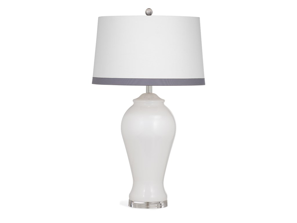 Bassett Mirror Thoroughly ModernGibson Table Lamp