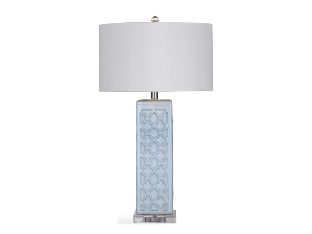 Bassett Mirror Thoroughly ModernKensal Table Lamp