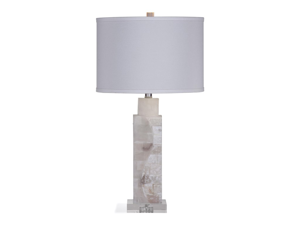 Bassett Mirror Thoroughly ModernPresidio Table Lamp