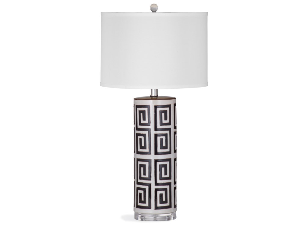 Bassett Mirror Thoroughly ModernEverson Table Lamp