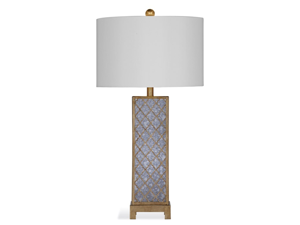 Bassett Mirror Thoroughly ModernBaskin Table Lamp