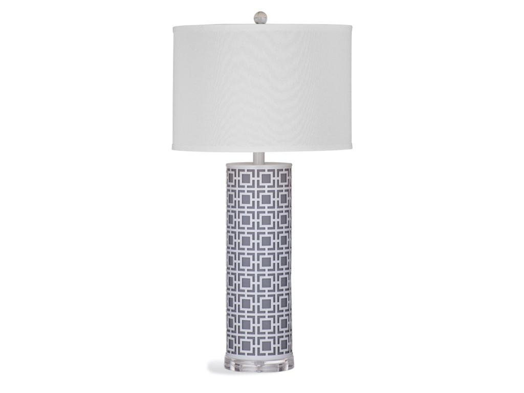 Bassett Mirror Thoroughly ModernAbernathy Table Lamp