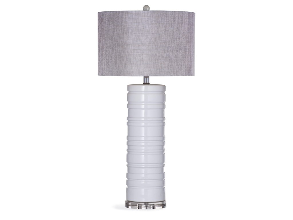Bassett Mirror Thoroughly ModernSeneca Table Lamp