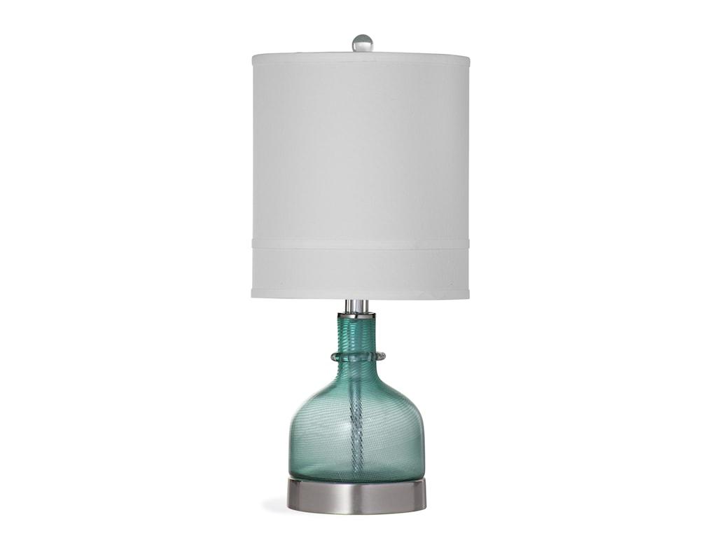 Bassett Mirror Thoroughly ModernHuron Table Lamp